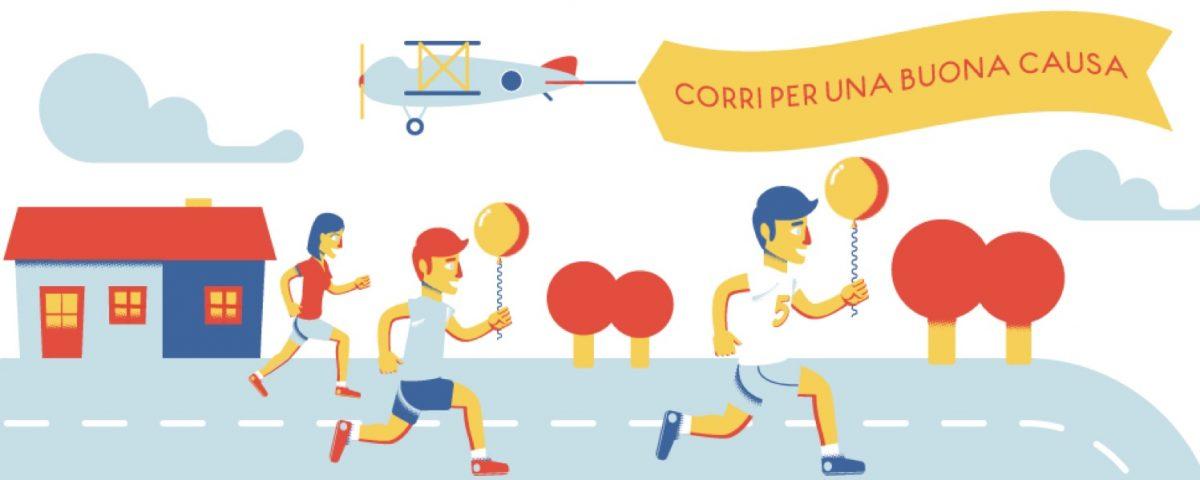 runner maratona di roma 2018 onlus