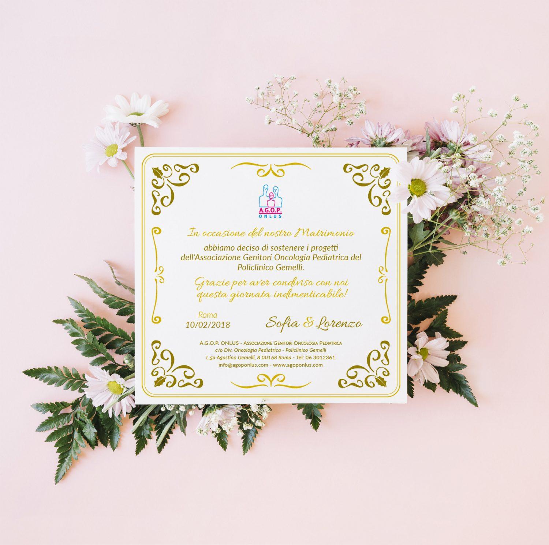 Pergamena Matrimonio Simbolico : Pergamena scaricabile a g o p onlus