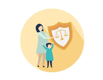 Assistenza legale gratuita alle famiglie