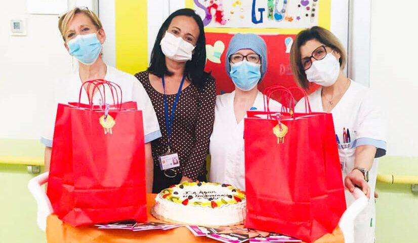 Festa della Mamma in Ospedale