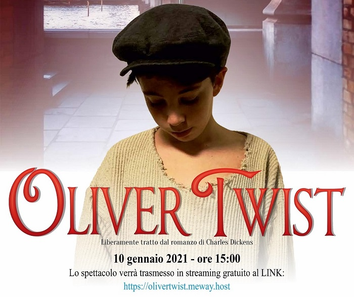Teatro Oliver Twist Salone Margherita